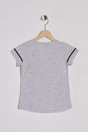 Girl's T-Shirt Unicorn Printed