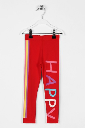 Girls Tights Happy Printed 3-8 Years