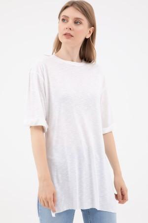 Zero Collar T-shirt