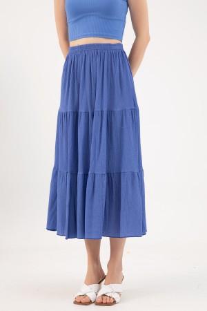 Three Layer Frilly Skirt