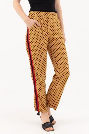 Striped Polka Dot Trousers