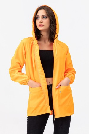 Double Pocket Raincoat
