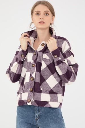 Short Lumberjack Jacket