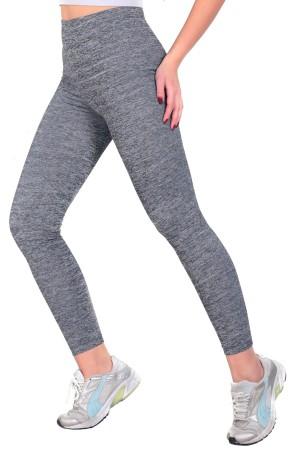 Women's Basic Gray Leggings