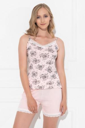 Women's Short Suit Pajamas