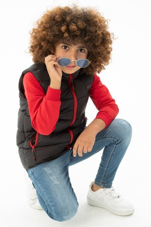 Boys Inflatable Vest Glasses Embossed 8-12 Ages