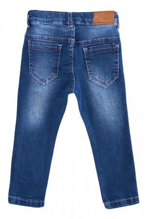 Baby Boy Pants Denim Lycra Dark Blue